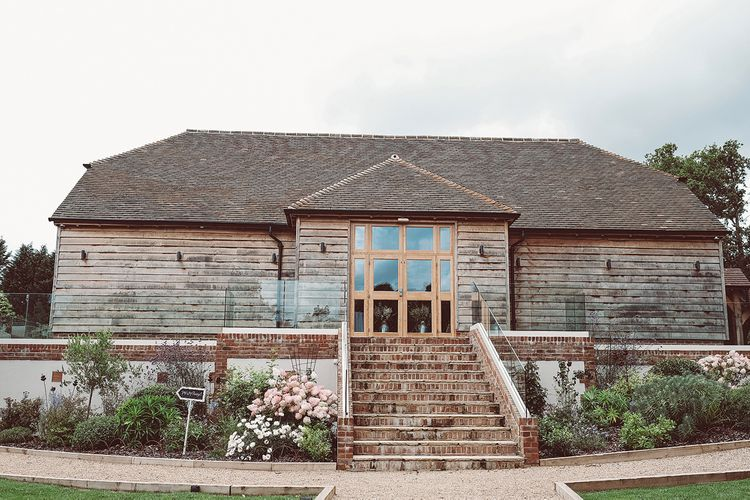 Brookfield Barn Wedding Venue With Rustic Styling And Bride In Enzoani With Images From Lemonade Pictures And Film By Kitebox Films
