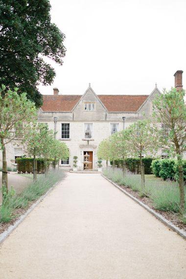 Froyle Park wedding venue in Hampshire