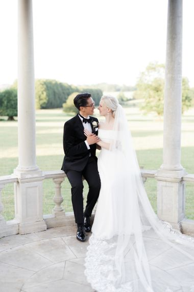 Froyle Park wedding portraits