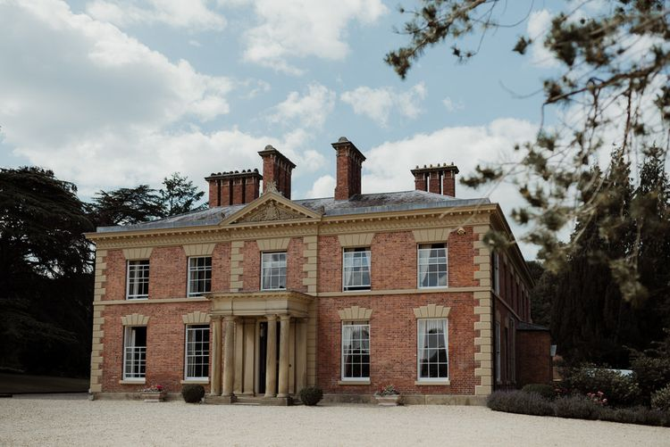 Garthmyl Hall, Shropshire Wedding Venue