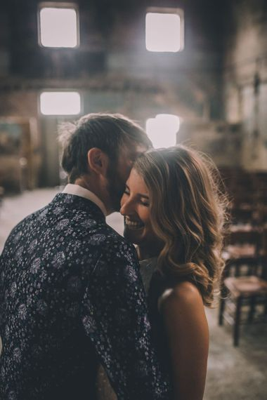Beautiful Couple Portrait