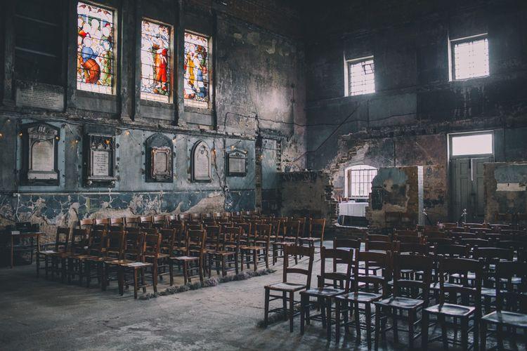 Asylum Chapel Wedding Venue London
