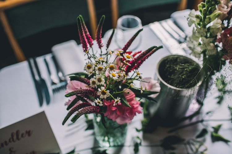 Wedding Decor For Wedding Reception Tables