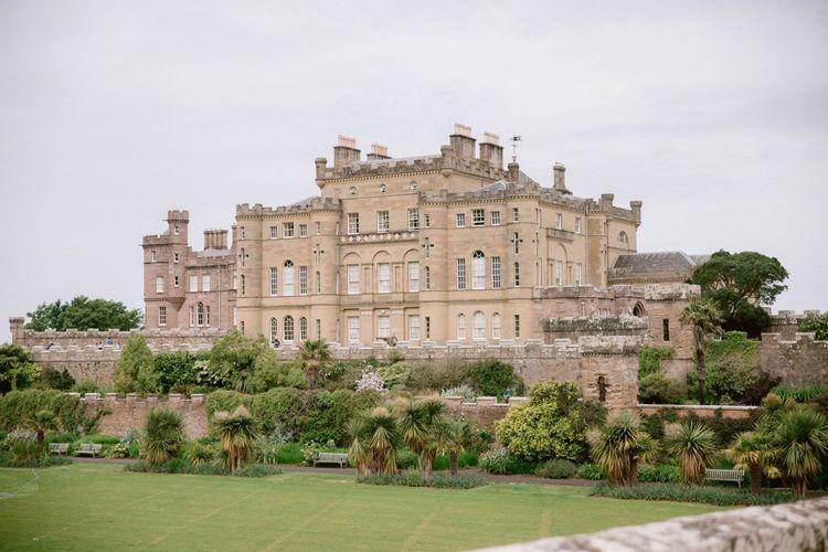 Culzean Castle wedding in Scotland