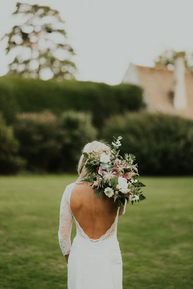 Bride In Grace Loves Lace //  Image by Virginia Photography
