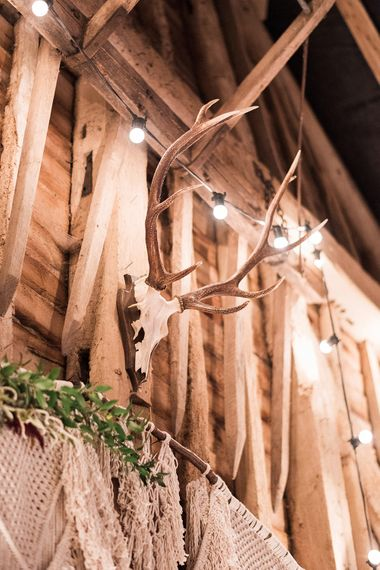 The Great Barn Kent Wedding // Macrame Ceremony Backdrop Rustic Hippie Wedding The Great Barn Dream Catchers And Oversized Florals Bride In Essence Of Australia Images Kathryn Hopkins