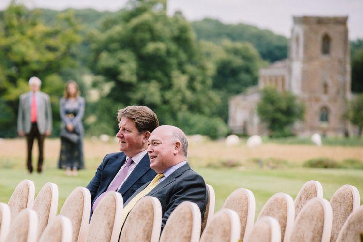 Fawsley Hall Wedding // Image By Studio TM