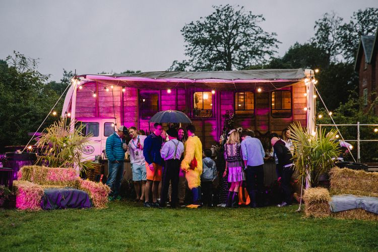 Festival Wedding With Live Bands, DJs And Entertainment For Children // Image By Studio TM