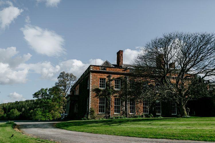 Walcot Hall Wedding Venue in Shropshire