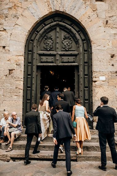 Italian wedding venue for ceremony
