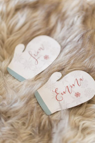 Mitten Name Place For Wedding // Anneli Marinovich Photography