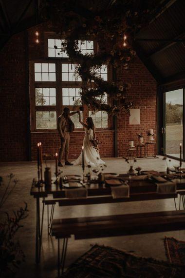 《婚礼上的豪华婚礼》,《豪华房间》