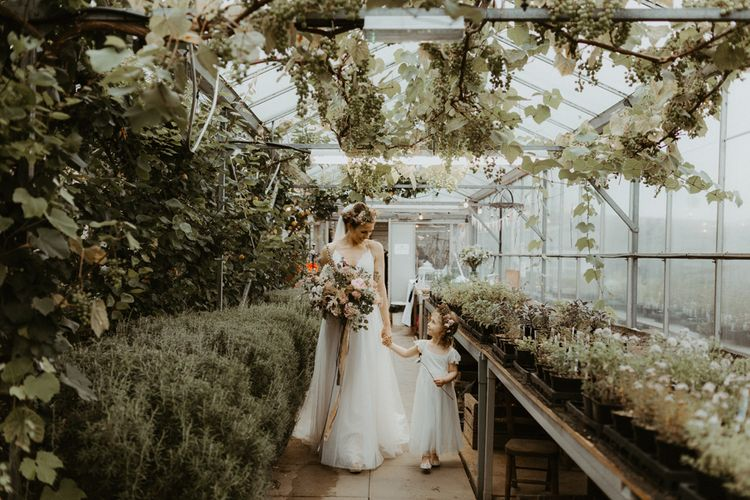 The Secret Herb Garden Edinburgh Wedding