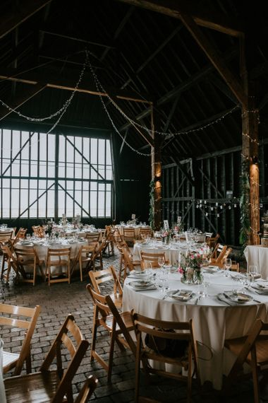 Elmley Nature Reserve Rustic Barn Wedding Venue