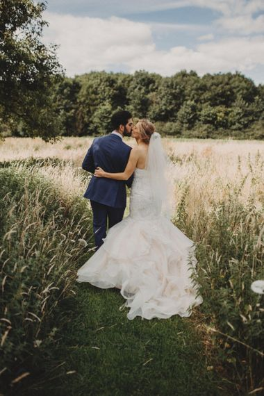 Mermaid Wedding Dress From Maggie Sottero