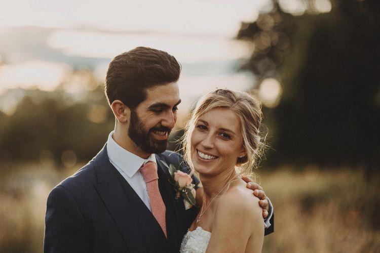 Beautiful Summer Wedding In Gloucestershire
