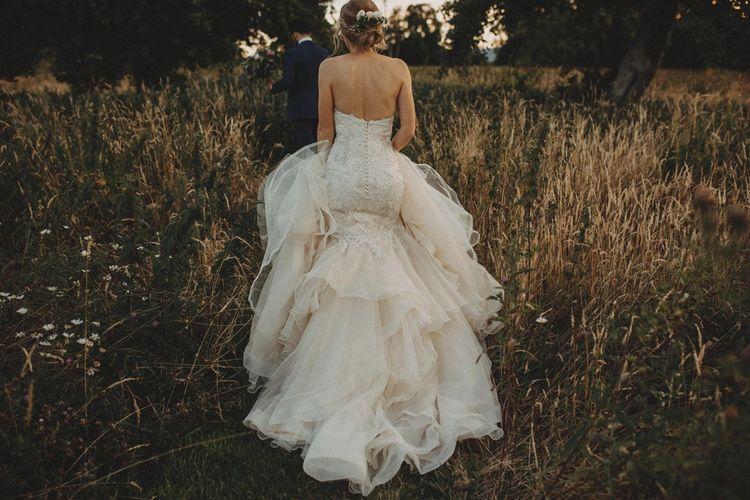 Mermaid Wedding Dress By Maggie Sottero