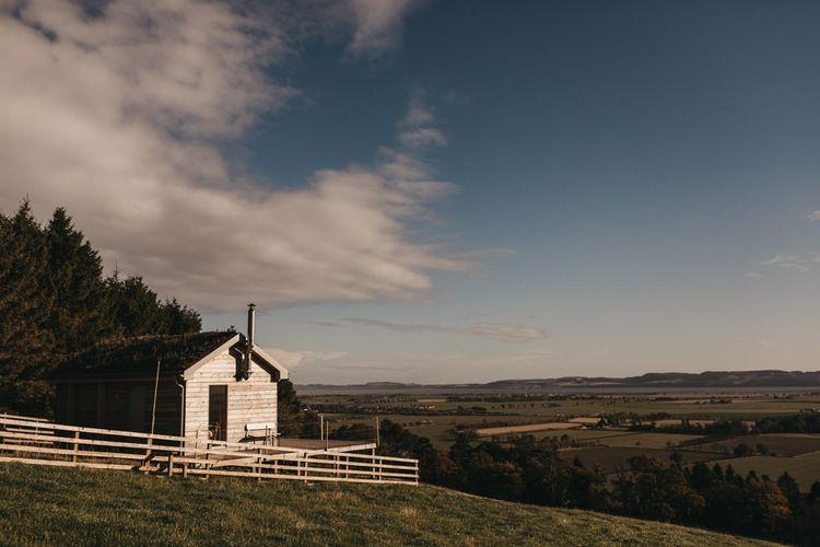 Guardswell Farm wedding venue in Scotland