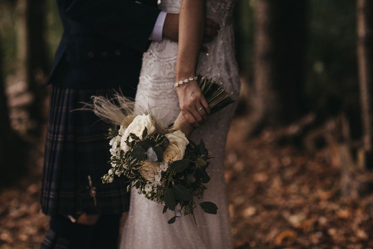 Bridal bouquet for Autumn wedding