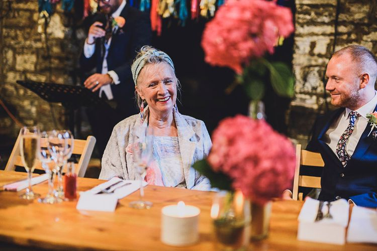 Wedding Guest   DIY Bright Family Wedding at Plas Glansevin in Carmarthenshire, Wales    O& C Photography