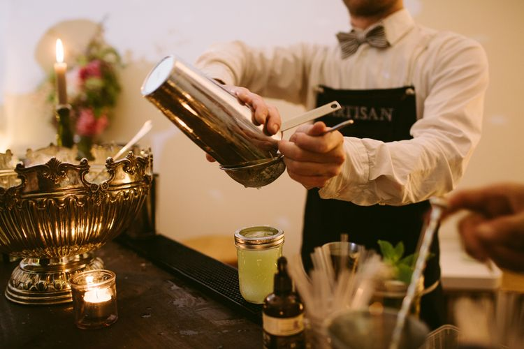 Cocktail Hour | Stylish Two Day Wedding at Château de Varennes, Burgundy, France with I Do BBQ After Party Planned by Bulle & Tulle | Troistudios Photography | Studio80  Film