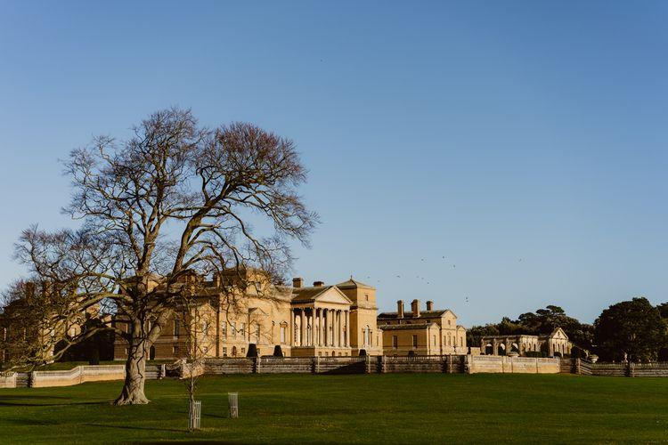 Holkham Hall Norfolk Wedding Venue | How to Theme Your Wedding to Compliment Your Wedding Venue | Andy Davidson Photography