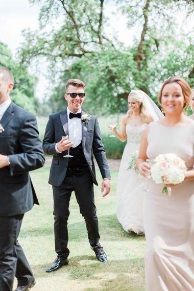 untitled_1608Romantic Blush Pink, Black Tie Wedding at Iscoyd Park, Shropshire | Alvina Valenta Bridal Gown | ASOS Bridesmaid Dresses | Jo Bradbury Fine Art Photography