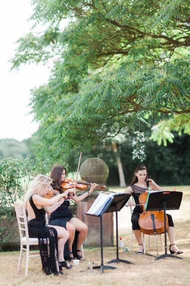 String Trio Wedding Entertainers
