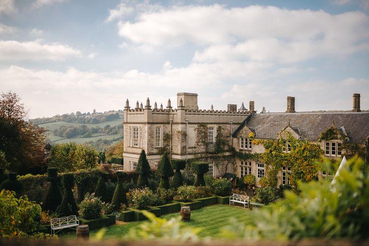Euridge Manor - The Lost Orangery in Chippenham