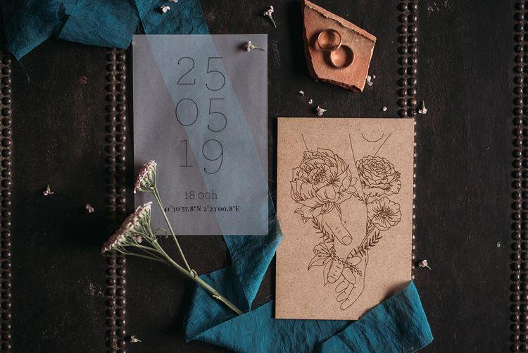 Stylish Wedding Stationery
