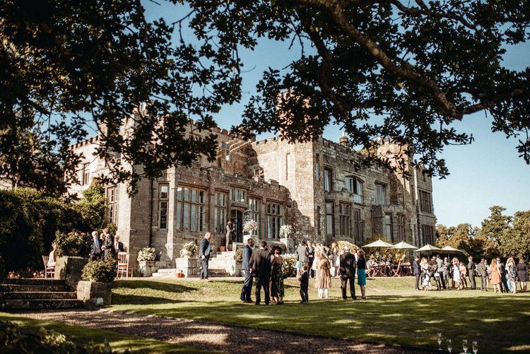 Classic Country Wedding at Wadhurst Castle, East Sussex with Wedding Suppliers from RMW. The List | Foto Memories Photography