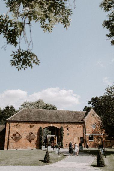 Shustoke Barn Wedding Venue in Warwickshire