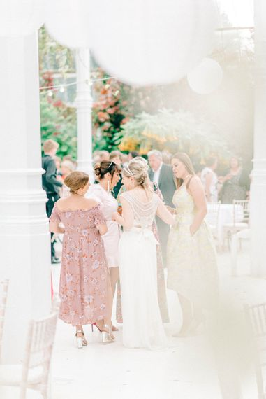 Giselle Dress By Anna Campbell Sefton Park Palm House Wedding Photography By Sarah Jane Ethan