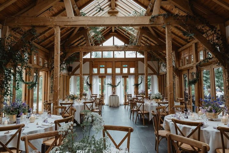 The Oak Tree Of Peover Wedding Venue In Cheshire