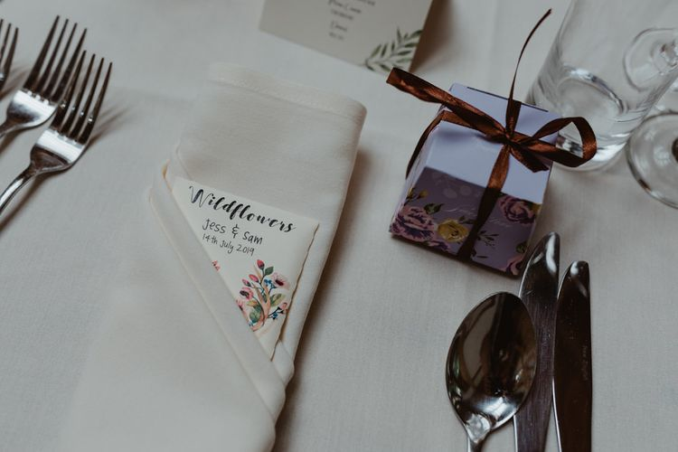 Wedding Stationery And Wedding Favour