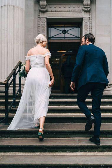 Old Marylebone Town Hall Intimate London wedding