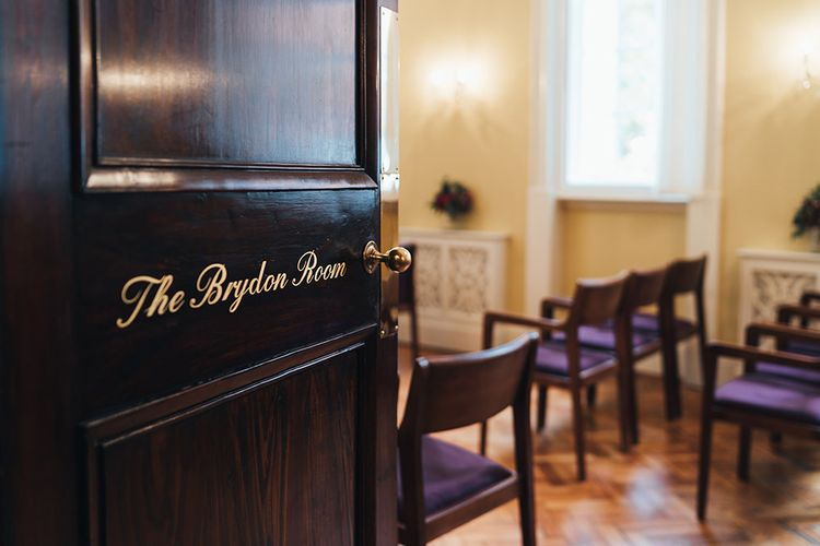 The Brydon Room At Town Hall