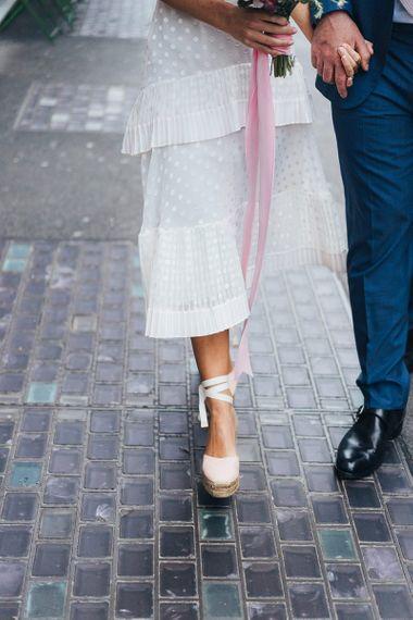 Castaner Wedding Shoes