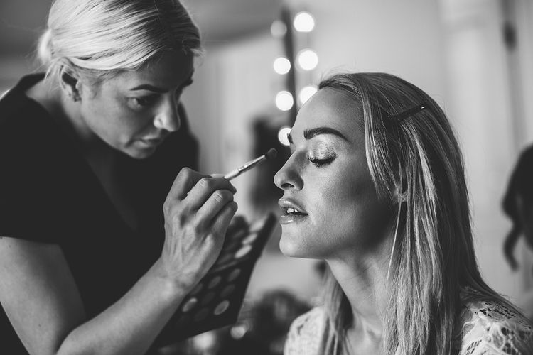 Bridal Beauty Wedding Makeup For Bride