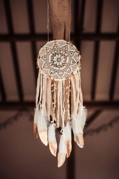 Dream Catcher Wedding Decor