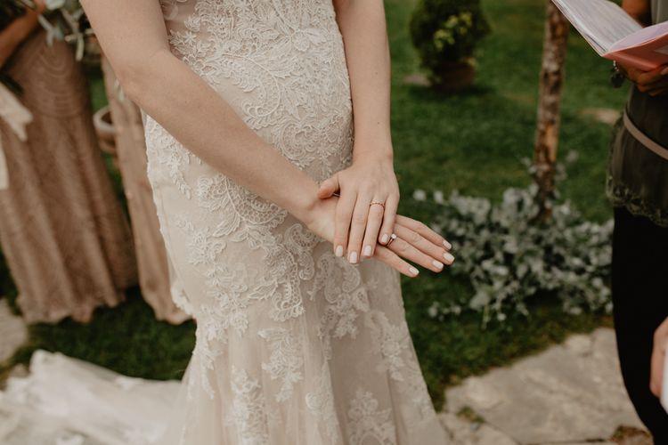 Natural Wedding Nail Polish