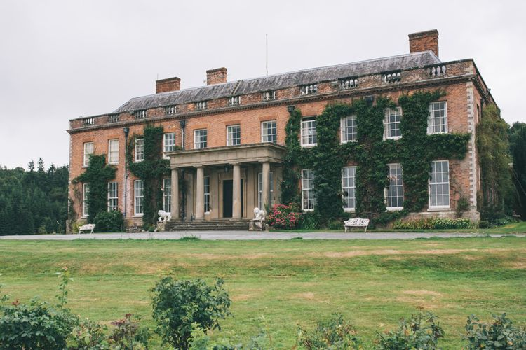 Walcot Hall Country House Wedding Venue in Shropshire
