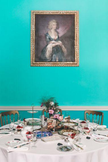 Walcot Hall Shropshire Wedding Venue
