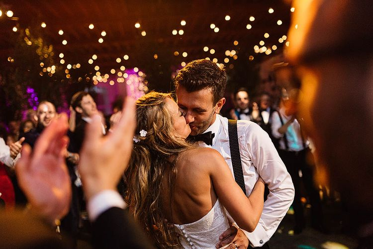 London Wedding Venue For 300 People Trinity Buoy Wharf With Bride In Suzanne Neville And Images From Paul Joseph Photography Film This Modern Revelry