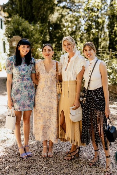 Stylish Female Wedding Guest Outfits