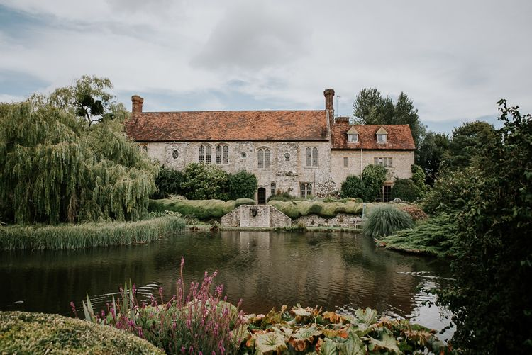 Nettlestead Place Country House Wedding Venue  in Kent