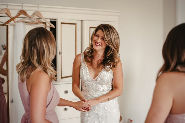 Stevie Gown By Made With Love Bridal //  Image By McGivern Photography