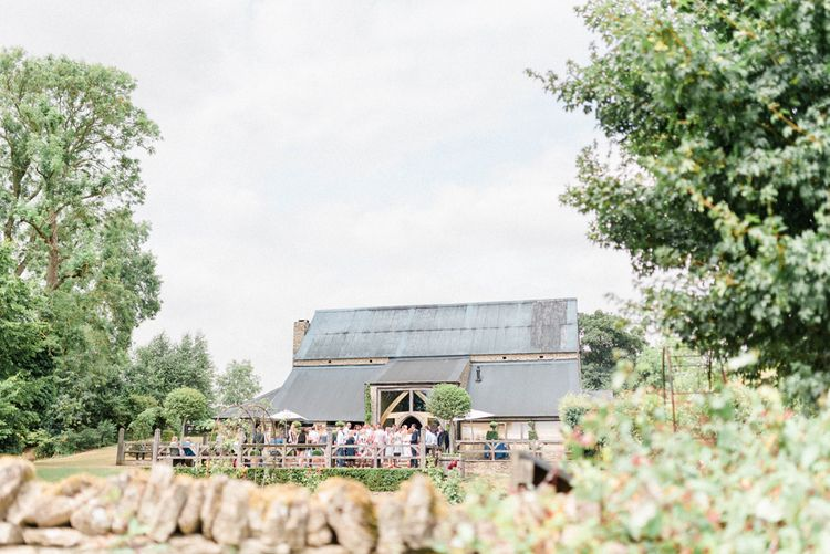 Wedding Reception at Cripps Barn, Bibury