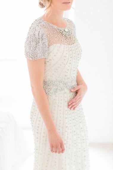 Jenny Packham Dallas Beaded Wedding Dress