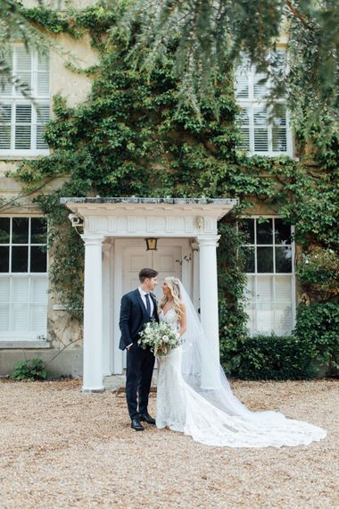 Made With Love Dress | French Rustic at Northbrook Park in Surrey | Images by Charlotte Bryer-Ash